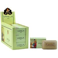 Kamini Soap VANILLA BOX of 12