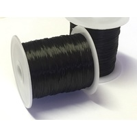Stretch Nylon BLACK 100m