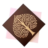 Triskele Arts Cards GOLD TREE OF LIFE
