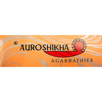 Auroshikha SANDAL SAFFRON 10g Single Packet