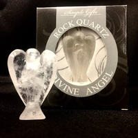 Divine Angel Clear Rock Quartz