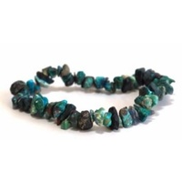 Crystal Chip Bracelet CHRYSOCOLLA