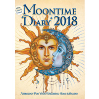 Diary MOONTIME 2018