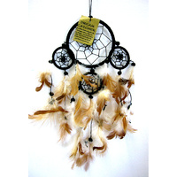 Dream Catcher BLACK BROWN Mini