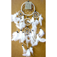 Dream Catcher WHITE WHITE Mini