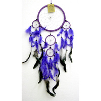 Dream Catcher PURPLE PURPLE Medium