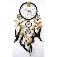 Dream Catcher BROWN BROWN Large