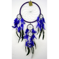 Dream Catcher PURPLE PURPLE X Large