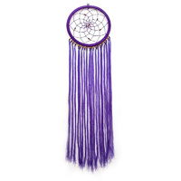 Dream Catcher STRING PURPLE Medium 16cm