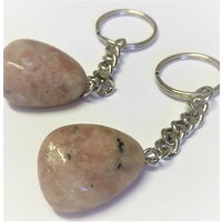 Key Chain LEPIDOLITE nugget