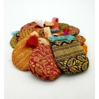 Indian Drawstring Pouch MINI