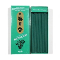 Morning Star CEDARWOOD BULK 200 stick Single Packet