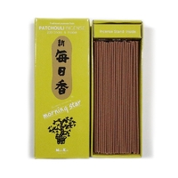 Morning Star PATCHOULI BULK 200 stick Single Packet