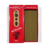 Morning Star SANDALWOOD BULK 200 stick Single Packet