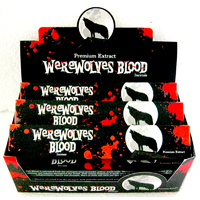 WEREWOLVES BLOOD 15g BOX of 12 Packets