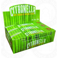 R-Expo CITRONELLA 15g Box of 12 Packets