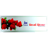 Tulasi REAL ROSE 8 stick BOX of 25 Packets