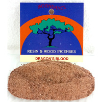 Resins Dragons Blood Powder 10g Packet