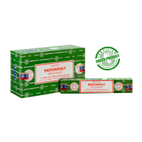 Satya PATCHOULI 40g BOX of 12 packets