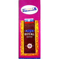 Satya ROYAL 10g BOX of 25 Packets