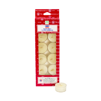 Satya Tealight Candle ROSE 14g BOX of 12