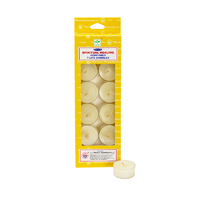 Satya Tealight Candle SPIRITUAL HEALING 14g BOX of 12