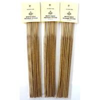 Silverstone WHITE SAGE Incense 40 stick Single Packet