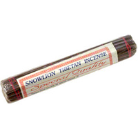 Tibetan Incense Chandra Devi SNOWLION Single Roll