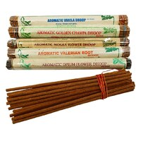 Tibetan Incense DHOOP STICKS AROMATIC OPIUM FLOWER Single Packet