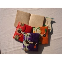 Tibetan Handmade Paper NOTEBOOK Double Button