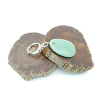 Zodiac Key Chain ARIES/Green Aventurine