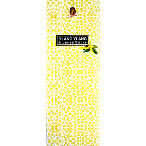Kamini Incense Hex YLANG YLANG 20 stick BOX of 6 Packets
