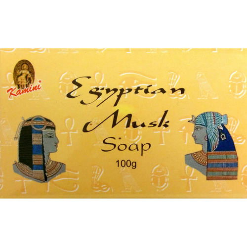Kamini Soap EGYPTIAN MUSK Single Packet